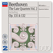 Beethoven: The Late Quartets, Vol.2 by Quartetto Italiano