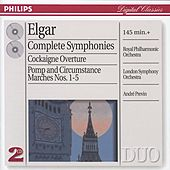 Elgar: The Symphonies;  The Pomp & Circumstance Marches; Cockaigne by Various Artists