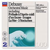 Debussy: Orchestral Music - Images/La Mer/3 Nocturnes etc. by Various Artists