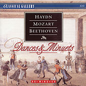 Haydn, Mozart, Beethoven: Dances and Minuets by Vlastimil Horak