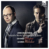 Beethoven: Complete Works for Violoncello and Piano by Jean-Guihen Queyras and Alexander Melnikov