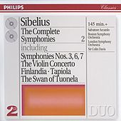 Sibelius: The Complete Symphonies, etc., Vol.2 by Various Artists