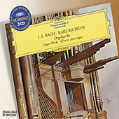 Bach: Organ Works by Karl Richter
