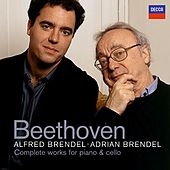 Beethoven: Complete Works for Piano & Cello by Adrian Brendel
