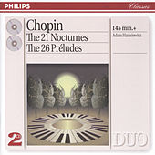 Chopin: The 21 Nocturnes; The 26 Préludes by Adam Harasiewicz
