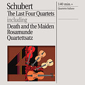 Schubert: The Last Four Quartets - Death and the Maiden etc. by Quartetto Italiano