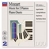 Mozart: Music for 2 Pianos; Piano Duets by Various Artists