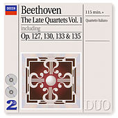 Beethoven: Complete String Quartets by Quartetto Italiano