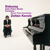 Debussy: Piano Music by Zoltán Kocsis