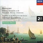 Rossini: 6 String Sonatas/Donizetti/Cherubini/Bellini by Various Artists