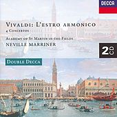 Vivaldi: L'Estro Armonico; 4 Concertos by Various Artists