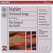Mahler: Orchestral Songs by Various Artists