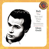 Bach: Two and Three Part Inventions and Sinfonias, BWV 772-801 [ by Glenn Gould