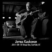 2011-08-18 Stage One, Fairfield, Ct by Jorma Kaukonen