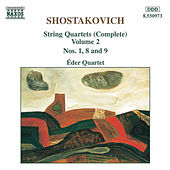 String Quartets (Complete) Vol. 2 by Dmitri Shostakovich