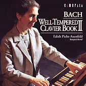 Bach: Well Tempered Clavier Book II by Edith Picht-Axenfeld