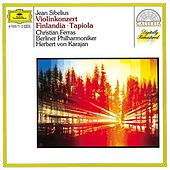 Sibelius: Violin Concerto; Finlandia; Tapiola by Various Artists
