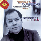 Schubert Lieder by Thomas Quasthoff