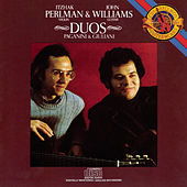 Paganini & Giuliani:  Duos for Violin and Guitar by John Williams (Guitar)