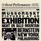 Mussorgsky: Pictures at an Exhibition; Night on Bald Mountain by Leonard Bernstein
