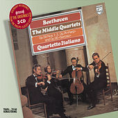 Beethoven: The Middle Quartets by Quartetto Italiano