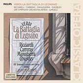 Verdi: La Battaglia di Legnano by Various Artists