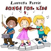 Songs for Kids, Vol. 4: Sleep Aid for the Newborn Baby by Laurena Parris