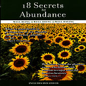 18 Secrets To Abundance by David & The High Spirit