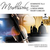 Italian Symphony/A Midsummer Night's Dream Suite by London Symphony Orchestra