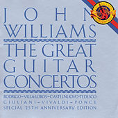 The Great Guitar Concertos by John Williams (Guitar)