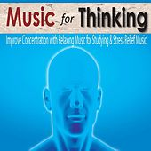 Music for Thinking: Improve Concentration With Relaxing Music for Studying & Stress Relief Music by Robbins Island Music Group