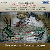 Hidden Treasure - Viola Masterpieces by Rivka Golani
