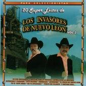 Volumen 2 by Los Invasores De Nuevo Leon