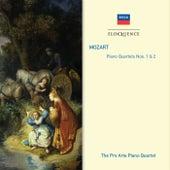 Mozart: Piano Quartets Nos.1 & 2 by Pro Arte Piano Quartet