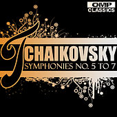 Tchaikovsky: Symphonies Nos. 5 - 7 by Various Artists