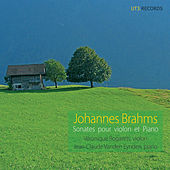 Brahms, Violin Sonatas by Véronique Bogaerts