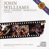 Bach, Handel, Marcello: Concertos by John Williams