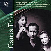 Haydn: Piano Trios by Osiris Trio