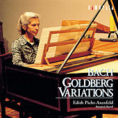Bach: Goldberg Variations by Edith Picht-Axenfeld