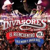 El Reencuentro en Vivo Vol. 2 by Los Invasores De Nuevo Leon