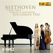 Beethoven: Piano Trios by Boulanger Trio