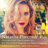 Tchaikovsky: Piano Concerto No. 1 - Rachmaninov: Rhapsody On a Theme of Paganini by Royal Philharmonic Orchestra