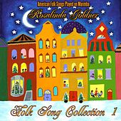 Folk Song Collection Vol. 1: American Folk Songs Played On Marimba by Rosalinda Goldner