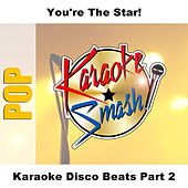 Karaoke Disco Beats Part 2 by Studio Group