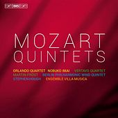 Mozart: Quintets by Various Artists