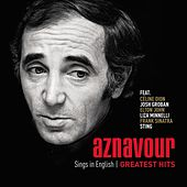 Sings in English - Greatest Hits by Charles Aznavour