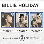 Quintessential Vols. 1, 2 & 3 by Billie Holiday