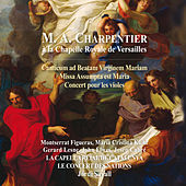 Charpentier à la chapelle royale de Versailles von Various Artists
