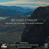 Richard Strauss: Don Juan – Four Last Songs – Also sprach Zarathustra by Erin Wall