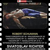 Robert Schumann: Works for Piano (Recordings 1956-1959) by Sviatoslav Richter